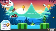 free iPhone app Rat On A Jet Ski