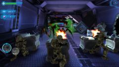 "free iPhone app Starship Troopers: Invasion ""Mobile Infantry"""