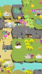 free iPhone app A Little Land