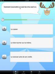 free iPhone app Quiz Malin