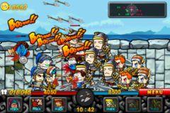 free iPhone app Battleground