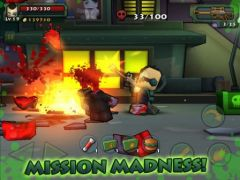 free iPhone app Call of Mini Brawlers