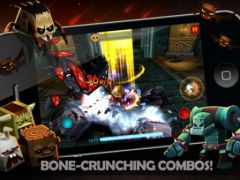 free iPhone app TinyLegends Crazy Knight