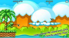 free iPhone app Frogbert
