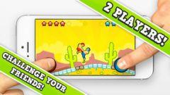 free iPhone app Wrestle Jump