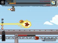 free iPhone app Berzerk Ball 2