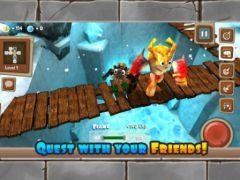 free iPhone app Monster Adventures