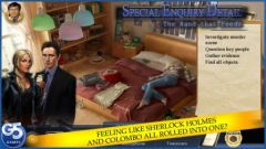free iPhone app Special Enquiry Detail: The Hand that Feeds