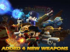 free iPhone app Call of Mini Zombies 2