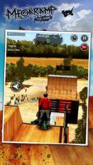 free iPhone app MegaRamp Skate & BMX