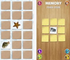 free iPhone app Memory - Premium