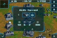 free iPhone app Art Of War 2: Global Confederation