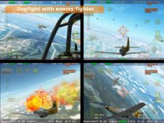 free iPhone app Warbirds P-51 Mustang ACE