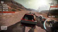 free iPhone app Uber Racer 3D