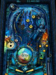 free iPhone app The Deep Pinball