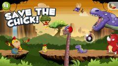 free iPhone app Chicken Boy