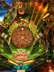 free iPhone app Jungle Style Pinball