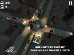 free iPhone app TrafficVille 3D