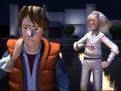 free iPhone app Back to the Future: The Game
