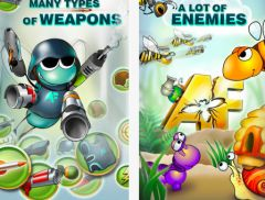 free iPhone app Angry Fly Adventure HD