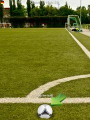 free iPhone app Dribble King 2