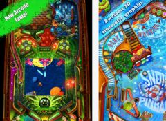 free iPhone app Pinball HD