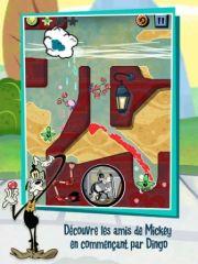 free iPhone app Mais, où est Mickey?