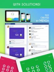 free iPhone app I.Q. Test