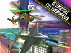 free iPhone app Benjamin Jet Fighters HD