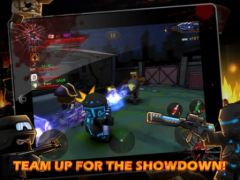 free iPhone app Call of Mini Zombies