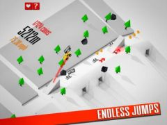 free iPhone app Endless Road