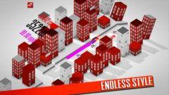 free iPhone app Endless Road