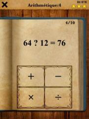 free iPhone app Roi des Maths