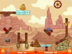 free iPhone app Cover Orange 2