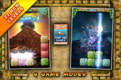 free iPhone app Mayan Puzzle