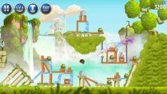 free iPhone app Angry Birds Star Wars  II