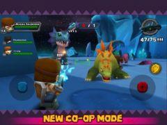 free iPhone app Call of Mini Dino Hunter