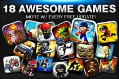 free iPhone app GAMEBOX 2