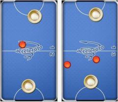 free iPhone app Air Hockey