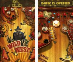 free iPhone app Wild West Pinball