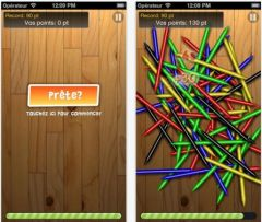 free iPhone app Sticks HD