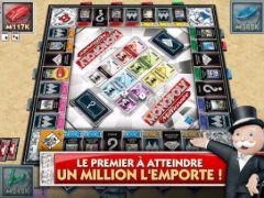 free iPhone app MONOPOLY Millionnaire