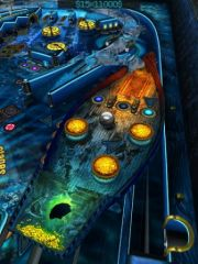 free iPhone app The Deep Pinball