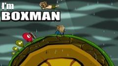 free iPhone app BoxMan VS Aliens