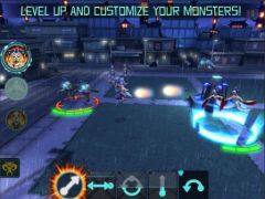free iPhone app Monsters Rising