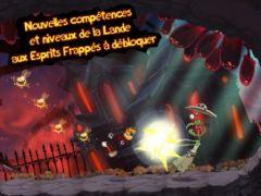 free iPhone app Rayman Jungle Run