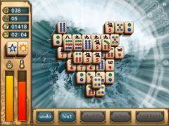free iPhone app Mahjong Elements