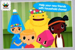 free iPhone app Toca House