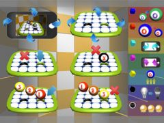free iPhone app 3D Ballin Classic