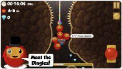 free iPhone app Dingle Dangle